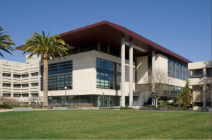 Li Ka Shing Centre for Learning and Knowledge, Stanford University, California.